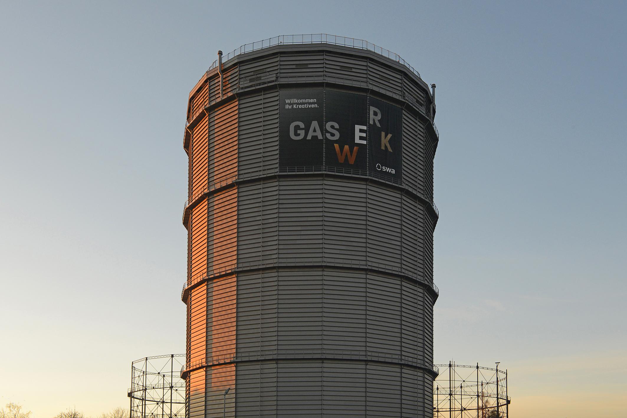 Scheibengasbehälter Augsburg