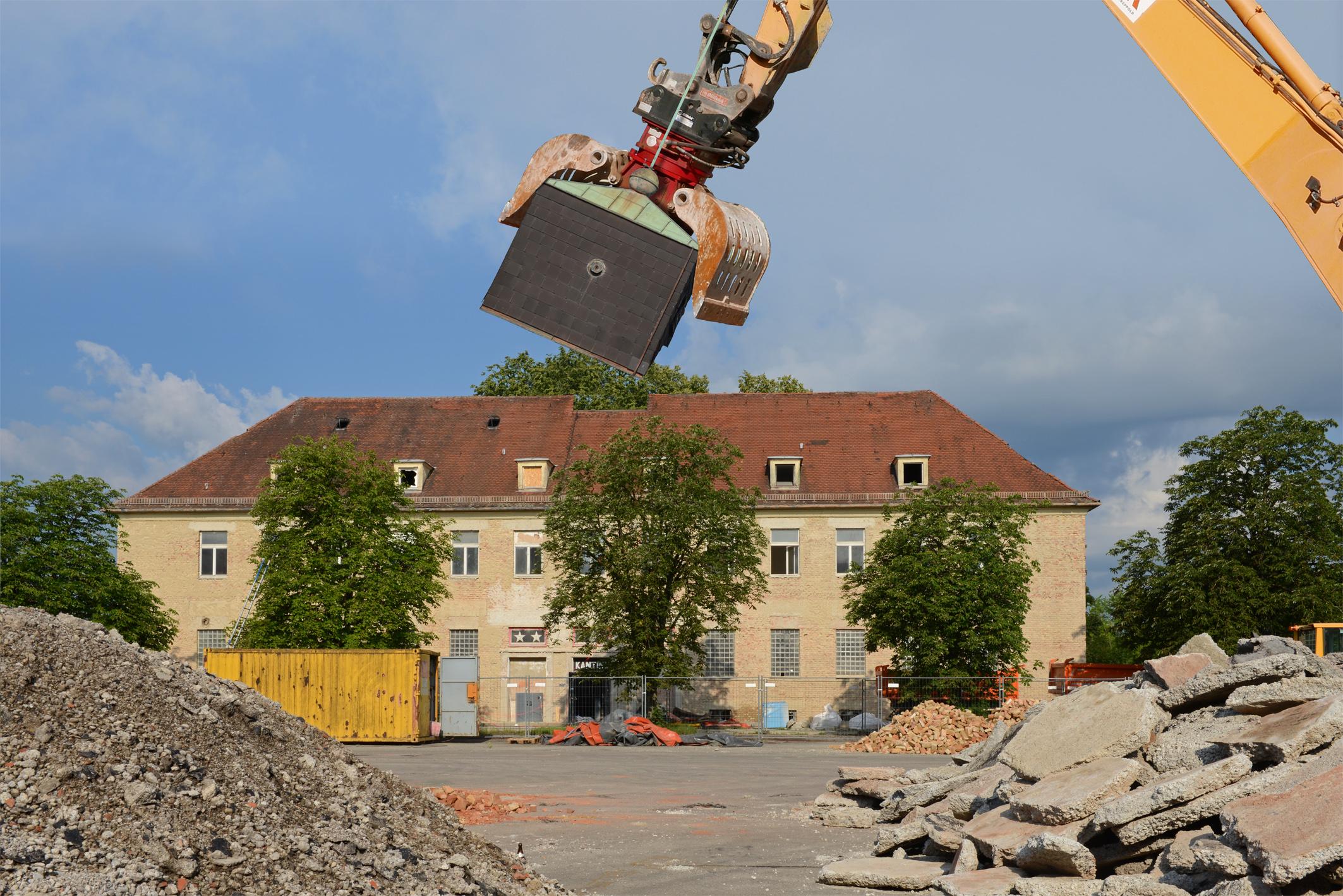 Reese-Areal Kantine, Augsburg