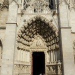 Frankreich Auxerre Cathedrale