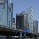 Peking rund um Guanhua Bridge