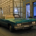 Cadillac in Gifhorn