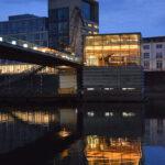 Häfen im Wandel, Düsseldorf Medienhafen