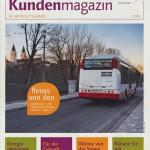 Stadtwerke Freising Kundenmagazin 01/2011